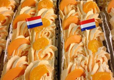 Oranjegebak